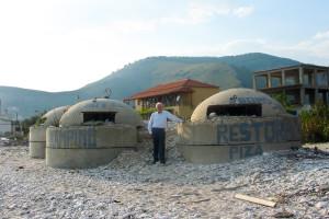 Bunkers sulla costa