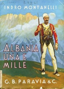 fig. 1 MONTANELLI Albania 1 e 1000