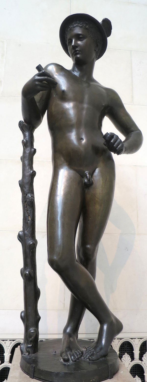 Fig. 25. Ancient Mercury, nd National Gallery of Art, Washington, DC Photo credit: author