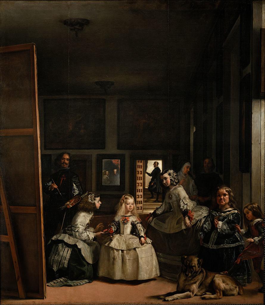 Diego Velázquez, Las Meninas (1656)