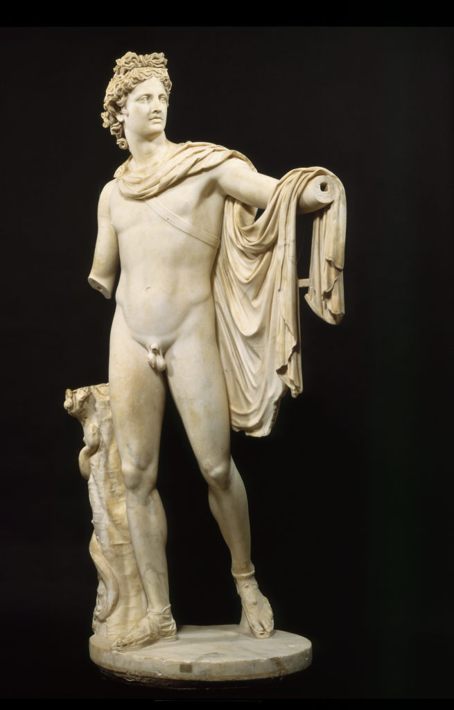 Figure 1. Apollo del Belvedere