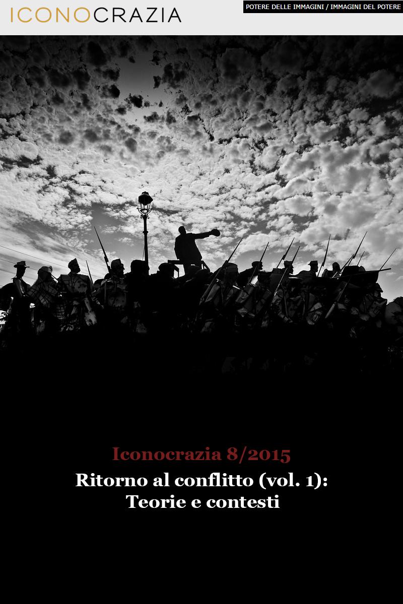RITORNO AL CONFLITTO - archivio n.8-2015