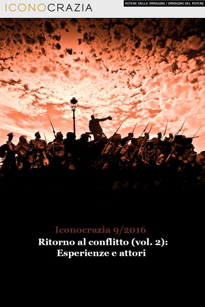 RITORNO AL CONFLITTO - archivio n.9-2016