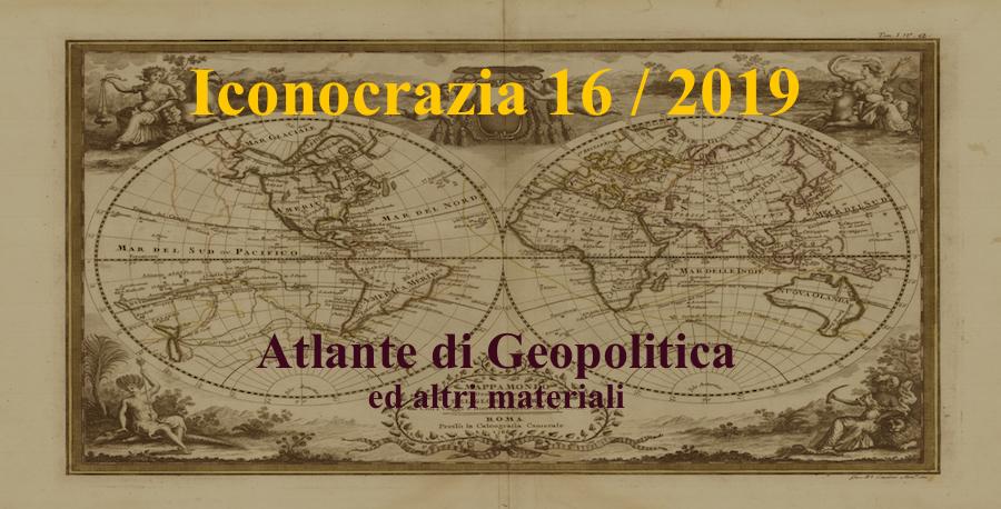 ICONOCRAZIA 16/2019 (cover)